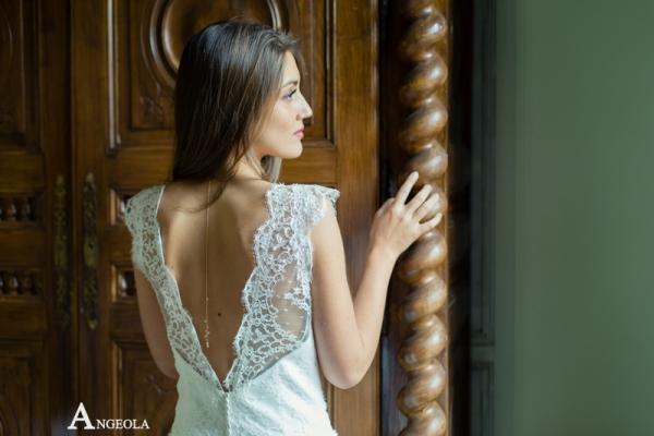 Angeola Robe de mariée Jenny